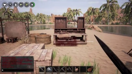【小本】流放者柯南08〓铁器时代 再攻城堡〓新沙盒生存游戏开坑