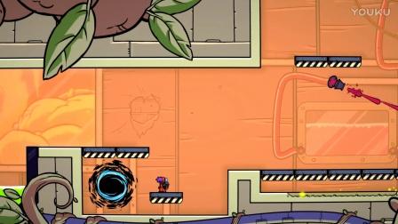 【风笑试玩】喷水枪的妙用丨Splasher 试玩