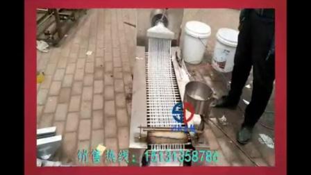 彩色凉皮机厂家-焦作/多功能凉皮机15131358786-森督机械-河粉机HJVZD