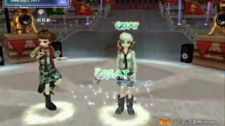 音乐游戏-劲舞团劲舞团《摇啊摇》