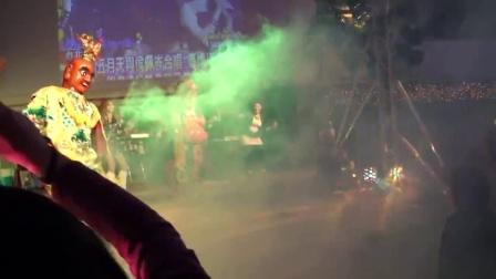 摇啊摇 電音三太子 迎接2011年 墾丁福華跨年