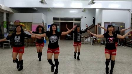 舞蹈社(自编舞-自编舞-啪啦+捷舞) 《摇啊摇》