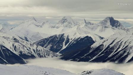 库特尼落基山滑雪之旅