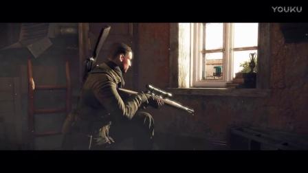 3DMGAME_《狙击精英4》上市宣传片