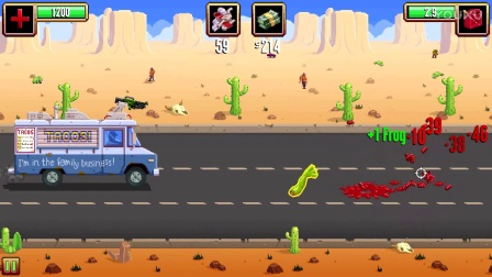 【风笑试玩】末世也要卖饼丨Gunman Taco Truck 试玩