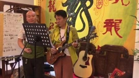 龙邦夕阳红乐队又开唱啦!
