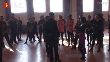 2016年度全国体育舞蹈教师培训班(长春站)拉丁舞部分--张淸澍(3)
