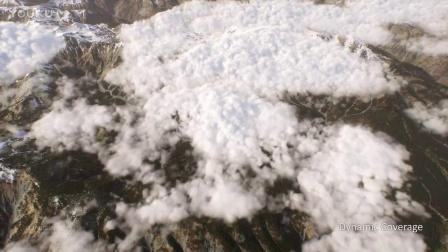 UNIGINE 2.4- 多层体积云-虚拟仿真- UNISOL