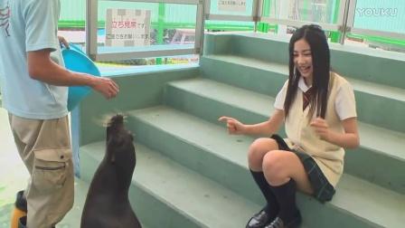 日本美女北川绫巴写真视频