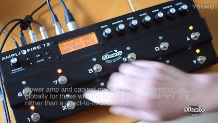 Atomic AmpliFIRE 12. A first look and listen