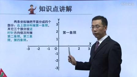 人教版初中數學七下《坐標確定位置》名師微課 北京薛江輝