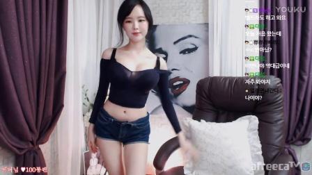 韩国女主播 会跳舞的小蛮腰