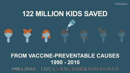 挽救儿童的生命