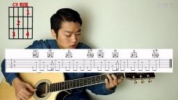 【击弦与扫弦练习】牧马人乐器基础吉他教学入门第八课