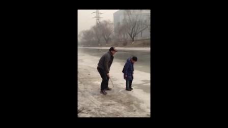 冰河歷險之英雄救童?