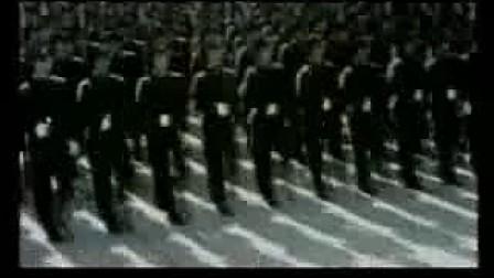 1984年建国35周年大阅兵