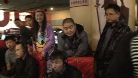 2012 水淡淡 厦门S.Y帝国聚会现场视频一