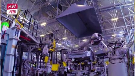 沃尔沃全球最先进的汽车生产制造厂