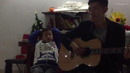5岁小孩唱《成都》