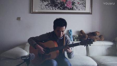 【琴侣】吉他指弹《星河》