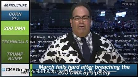 芝商所市场评论- 财经视频 2011 年1月24 (晚)
