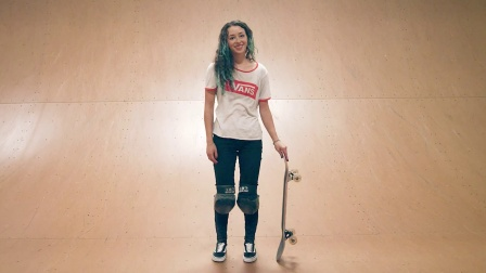 Vans - THIS IS OFF THE WALL. - 女滑手 Lizzie Armanto