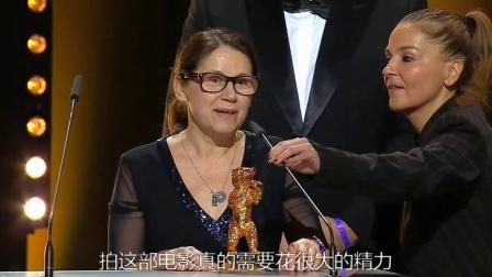 最佳影片金熊奖:伊尔蒂科·茵叶蒂《肉与灵》,匈牙利