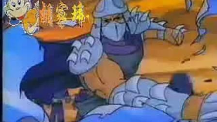 动画片《忍者神龟》片头视频 之一