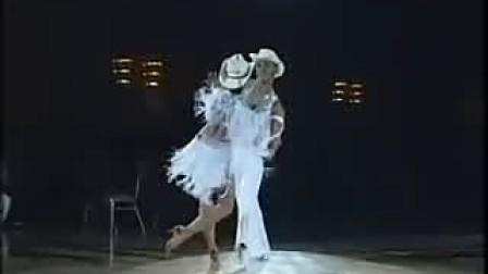 世界超级巨星拉丁舞表演