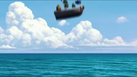 蔬菜大电影之《无所事事的海盗》最新高清预告片
