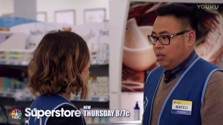 Superstore 2x15 Wellness Fair 预告