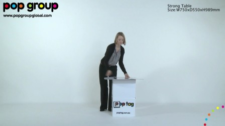 Strong Table (25 kg capacity), by POP Group!