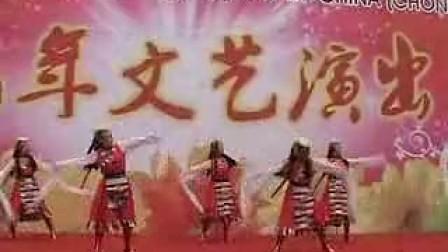 原创 西藏舞蹈 卓玛