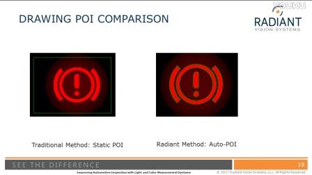在线研讨会(EN): 车载显示系统自动化光学检测