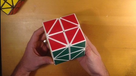 The HeliDoctre Cube - A Non-Jumbling Helicopter Cube