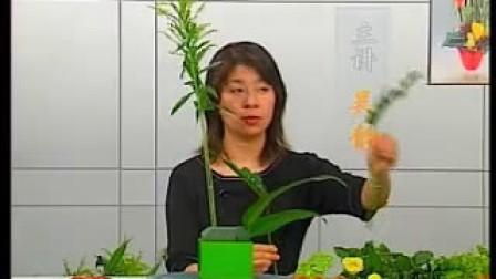 教你如何插花