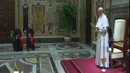 教宗接见移民与和平国际论坛与会人士:接纳和保护移民是道德义务