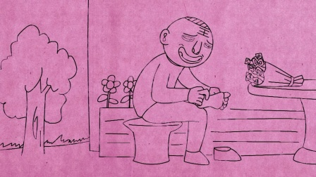 菊叔5岁画-难怪美女特工总能完成任务,原来秘密全在这里