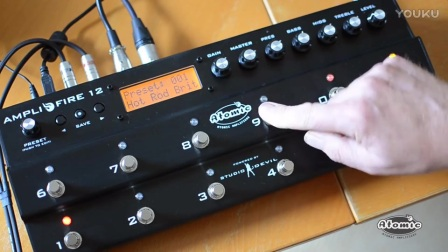 Atomic AmpliFIRE 12. A first look and listen_高清