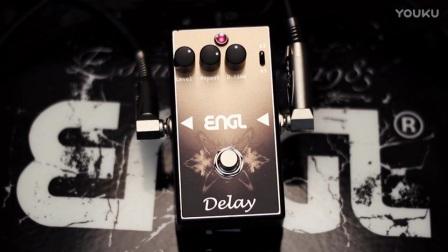 Engl Delay Pedal - HD Demo_高清