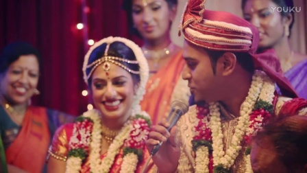 印度婚礼Indian Wedding Presanthan & Youmeshree Indian Wedding Highlight