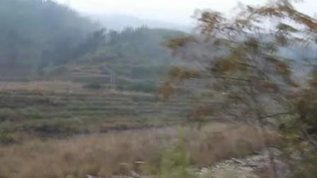 Mountain roads between Guilin and Longsheng 02