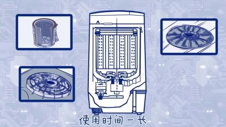 真相:洗衣机二次污染细菌量惊人,怎么避免?