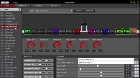 Fremen's presets 2016 - Axe Fx II, AX8, Amplifire, Helix