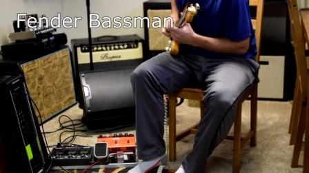 Axe-Fx vs. Amplifire - Amp Tone Shootout Comparison