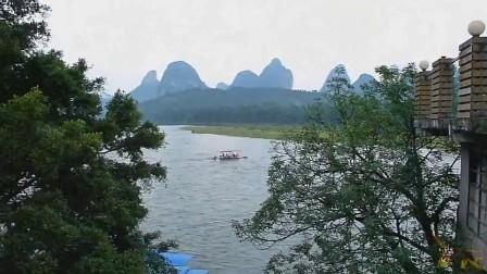 Guilin to Yangshuo via the  Li River