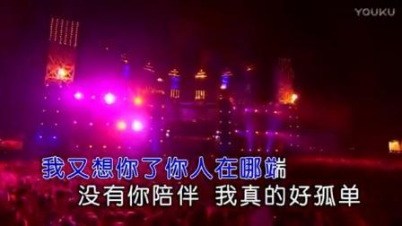 邓小龙-没有你陪伴我真的好孤单DJ 红日蓝月KTV推介