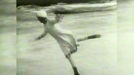 1934年欧锦赛女单冠军——Sonja Henie (挪威)