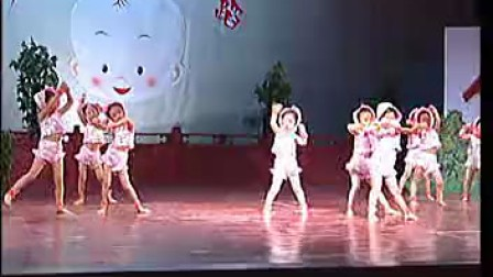 儿童舞蹈-我爱洗澡