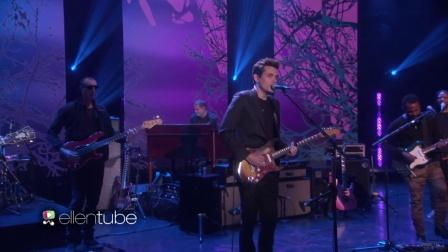 【猴姆独家】John Mayer最新Ellen秀首唱新单Moving On and Getting Over!